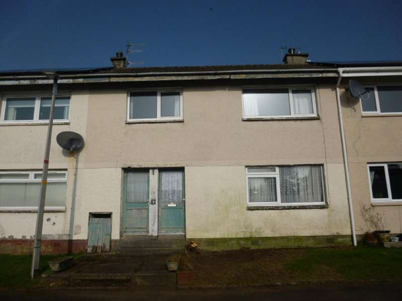 3 Bedrooms Terraced House for sale in 7 The Shieling, Park Road, Kirn, DUNOON, PA23 8JJ