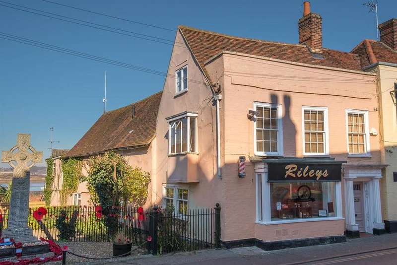 6 Bedrooms Town House for sale in Quay Street, Manningtree