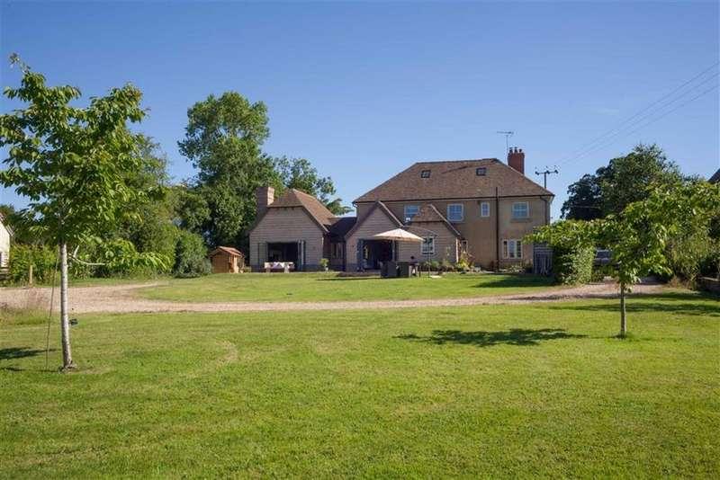 5 Bedrooms Detached House for sale in East Street, PEMBRIDGE, Pembridge Leominster, Herefordshire