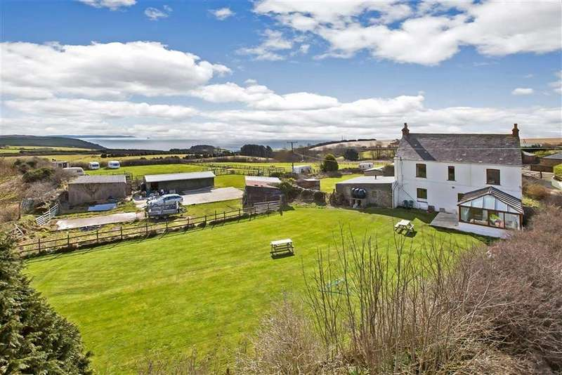 4 Bedrooms Detached House for sale in St Martin, Nr Looe, Cornwall, PL13