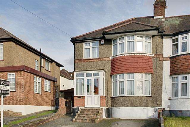 3 Bedrooms End Of Terrace House for sale in Linden Way, Southgate