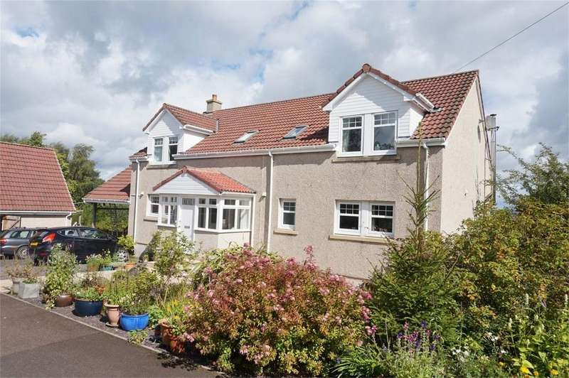 4 Bedrooms Detached House for sale in Red Moss House, East Lochran, Blairadam, Kinross-shire