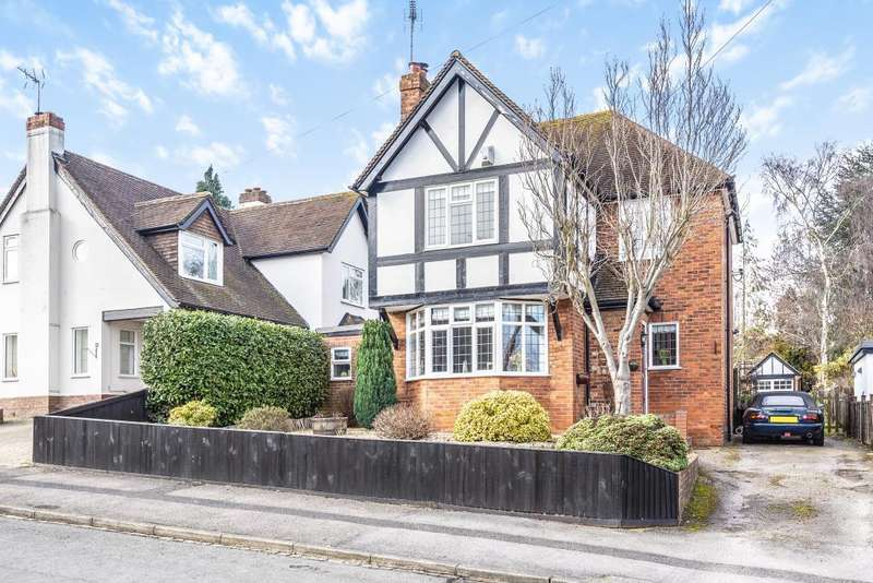 3 Bedrooms Detached House for sale in Weald Rise, Reading, RG30