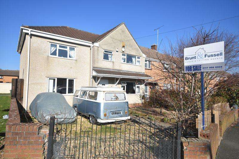 5 Bedrooms Semi Detached House for sale in New Cheltenham Road, Kingswood