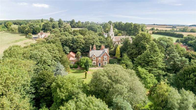 6 Bedrooms Detached House for sale in Grove, Retford, Nottinghamshire, DN22