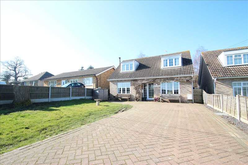 4 Bedrooms Detached House for sale in Crow Lane, Weeley