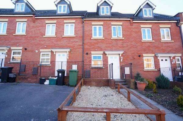 3 Bedrooms House for sale in Trinity Court, Kingswood, Bristol, BS15 4FG