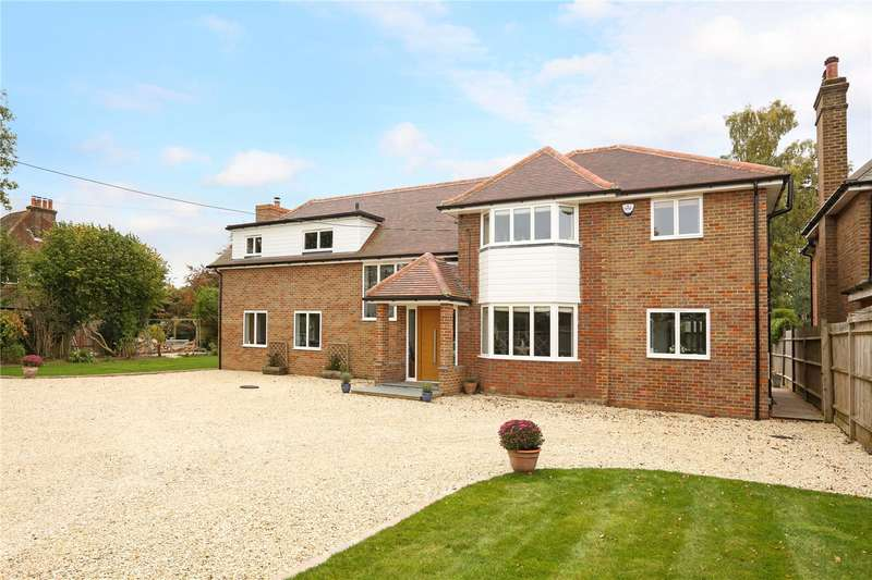 5 Bedrooms Detached House for sale in Weedon Hill, Hyde Heath, Amersham, Buckinghamshire, HP6
