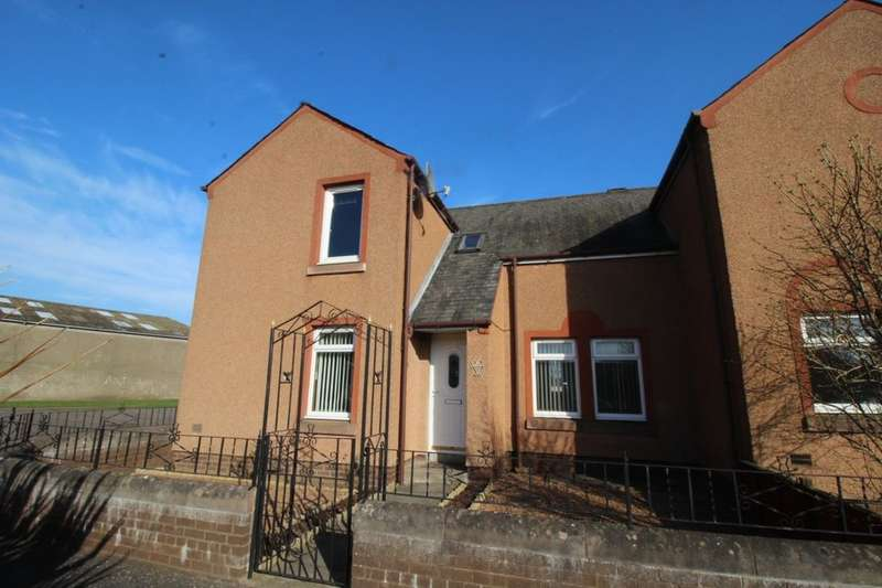 2 Bedrooms Semi Detached House for sale in Caledonian Place, Montrose, DD10