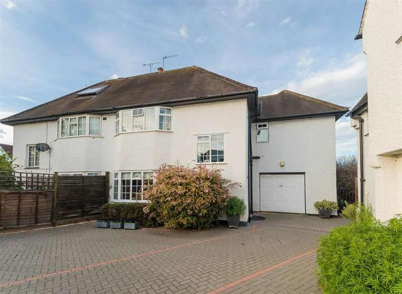3 Bedrooms Semi Detached House for sale in St. Andrews Way, Cippenham