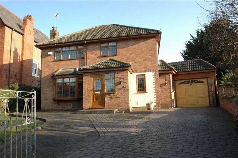 4 Bedrooms Detached House for sale in Kilmorey Park, Hoole, Chester