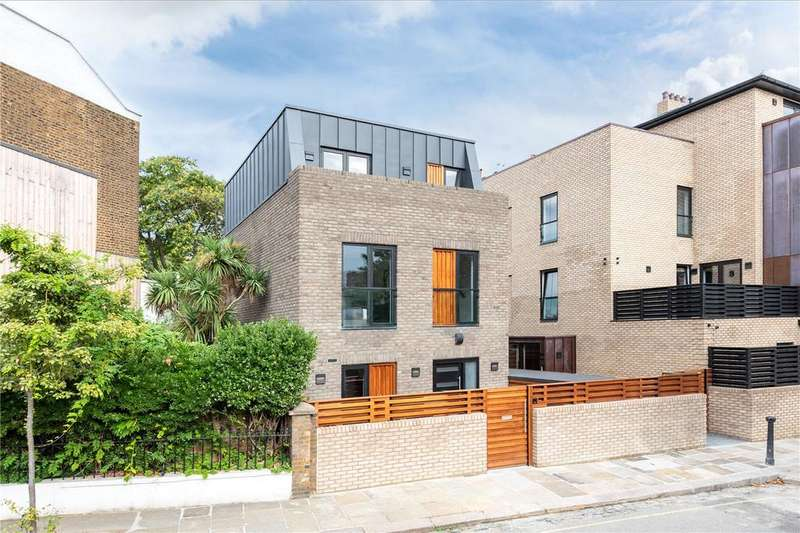 4 Bedrooms Detached House for sale in St Pauls Crescent, London, NW1