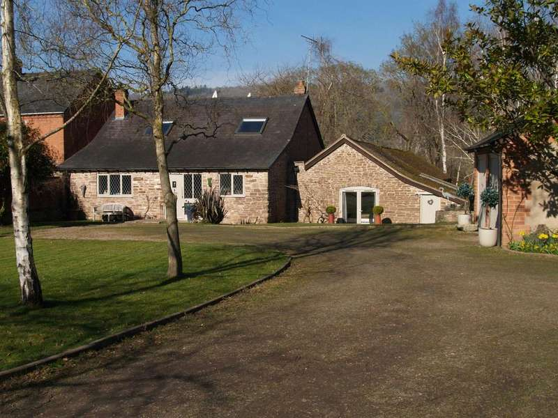 3 Bedrooms Detached House for sale in The Garden Cottage, The Vern, Marden, Hereford, HR1 3EX