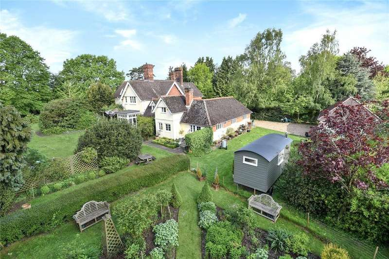 8 Bedrooms Detached House for sale in Kingshall Street, Rougham, Bury St Edmunds, Suffolk, IP30