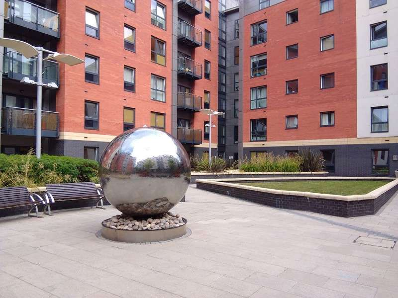 1 Bedroom Studio Flat for sale in Atlantic one, 16 St Georges Close , Sheffield, South Yorkshire, S3 7AN