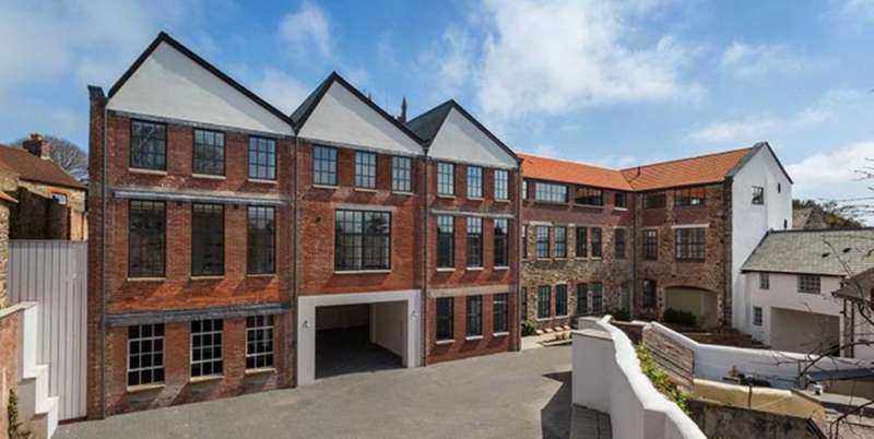 2 Bedrooms Apartment Flat for sale in The Old Glove Factory, Pilton