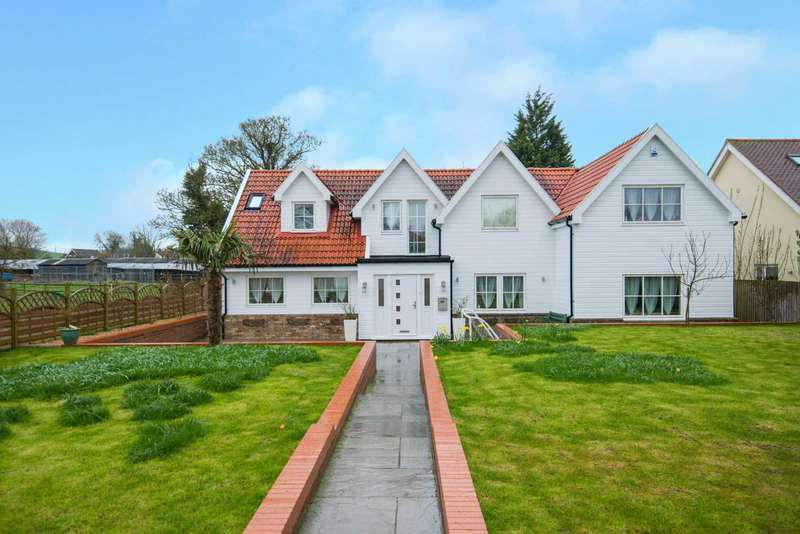 5 Bedrooms Detached House for sale in Slicketts Lane, Edlesborough