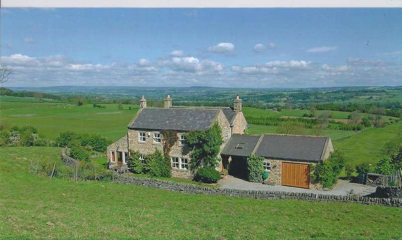 4 Bedrooms House for sale in Jervaulx, Ripon HG4