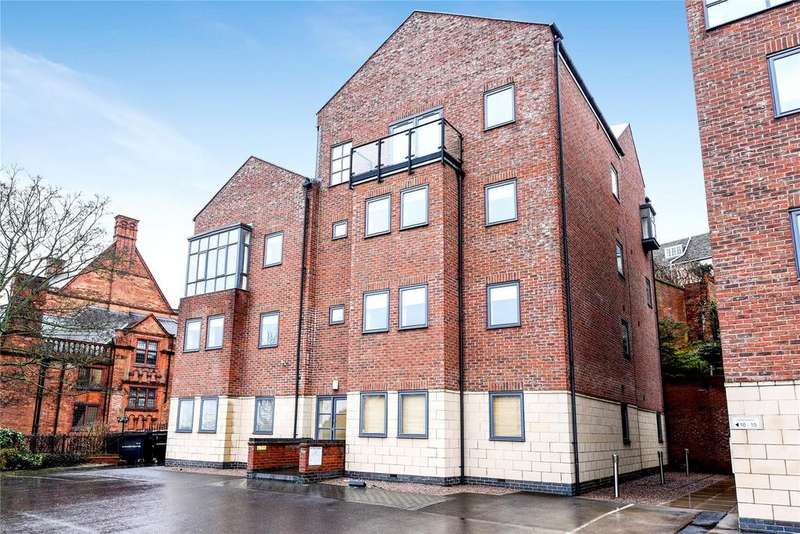 2 Bedrooms Flat for sale in Greestone Mount, Lincoln, LN2