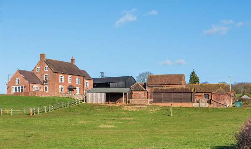 4 Bedrooms Detached House for sale in Arley Lane, Shatterford, Bewdley, DY12