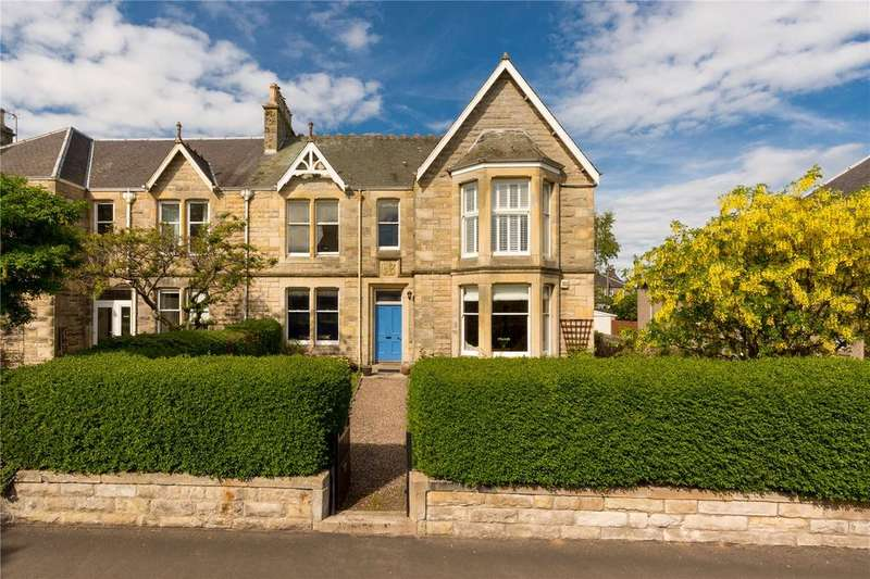 5 Bedrooms Semi Detached House for sale in Airdbank, Victoria Road, Lundin Links, Fife, KY8
