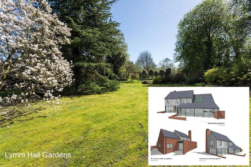 Plot Commercial for sale in Paddock Plot, Lymm Hall, Lymm