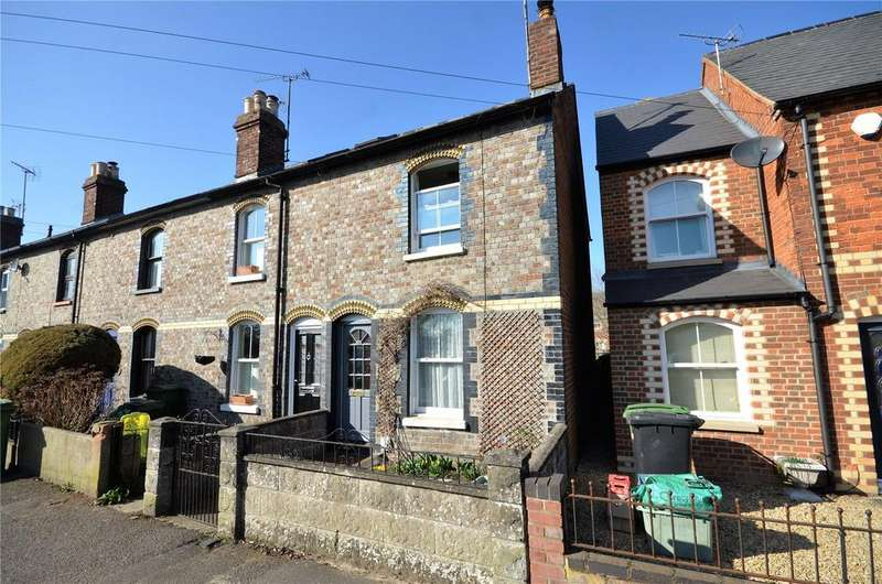2 Bedrooms End Of Terrace House for sale in Church Street, Theale, Reading, Berkshire, RG7