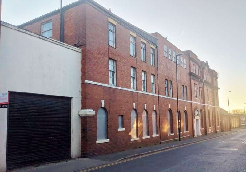 50 Bedrooms Residential Development Commercial for sale in Cannex House, Tatham Street, Sunderland, Tyne and Wear, SR1 2QD