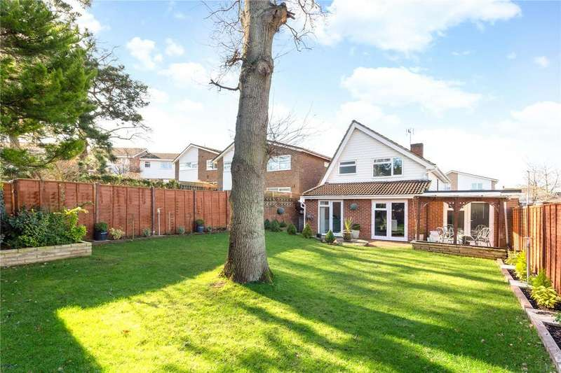 3 Bedrooms Detached House for sale in Hemwood Road, Windsor, Berkshire, SL4