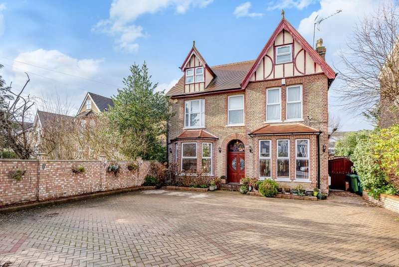 6 Bedrooms Detached House for sale in Ashford, Surrey, TW15