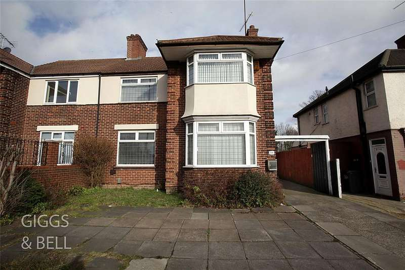 5 Bedrooms Semi Detached House for sale in Leagrave Road, Luton, Bedfordshire, LU3