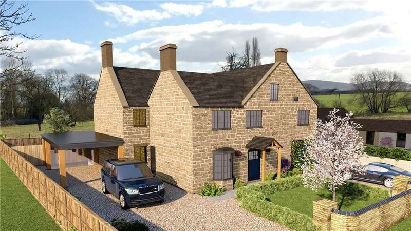 5 Bedrooms Detached House for sale in Church Road, Aston Somerville, Broadway, Worcestershire, WR12
