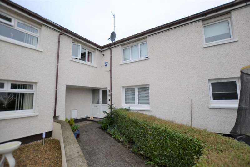 4 Bedrooms Terraced House for sale in Neil Avenue, Irvine, North Ayrshire, KA12 9NW