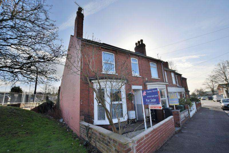 3 Bedrooms Terraced House for sale in Kingsway, High Street, Lincoln