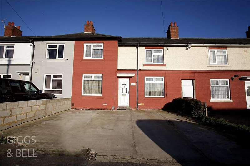 3 Bedrooms Terraced House for sale in Denbigh Road, Luton, Bedfordshire, LU3
