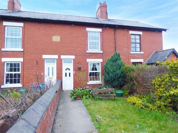 3 Bedrooms Terraced House for sale in Mold Road, Ewloe, Deeside, Flintshire