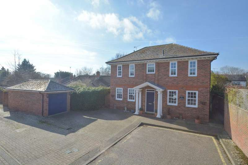 4 Bedrooms Detached House for sale in Orchards, Witham, CM8 1DW