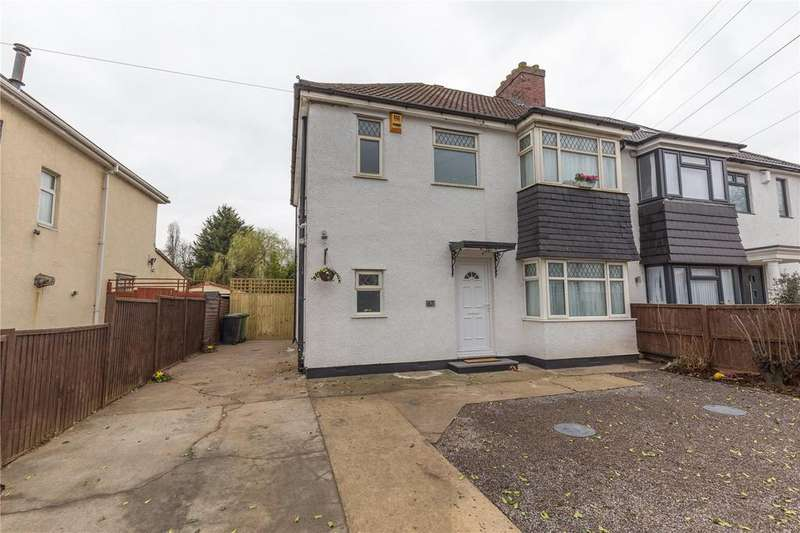 3 Bedrooms Semi Detached House for sale in Avonmouth Road, Bristol, BS11