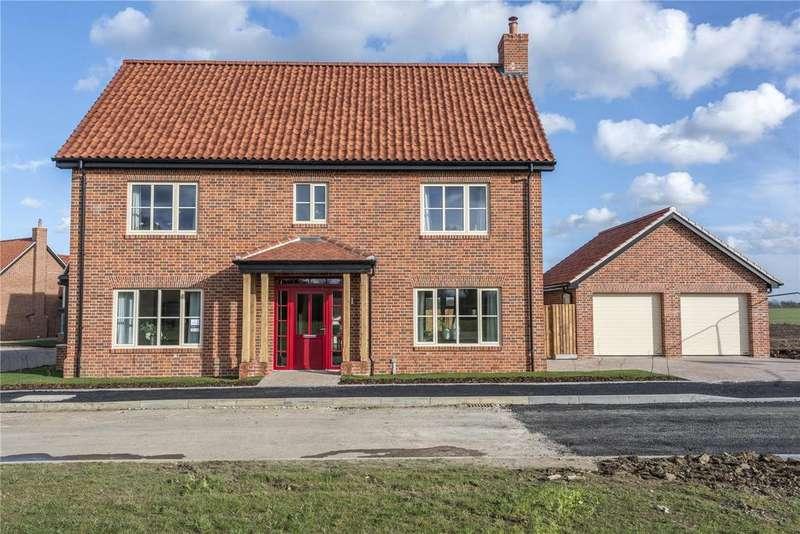 4 Bedrooms Detached House for sale in Plot 14 Newlands Gate, Bunwell Road, Spooner Row, Wymondham, NR18