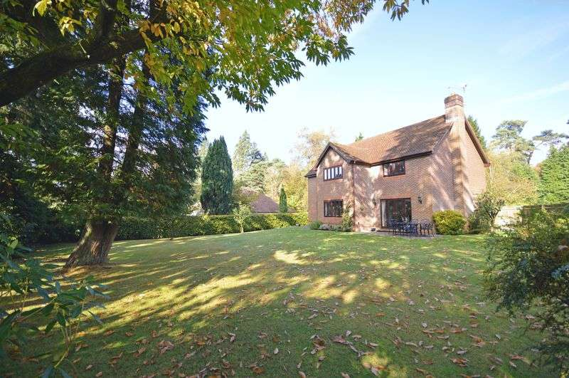 Property for sale in Tilford Road, Hindhead