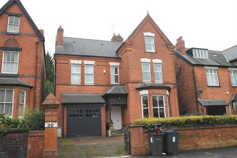 8 Bedrooms Detached House for sale in Clarendon Road, Edgbaston
