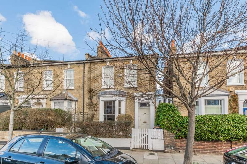3 Bedrooms House for sale in Gayhurst Road, London Fields, E8
