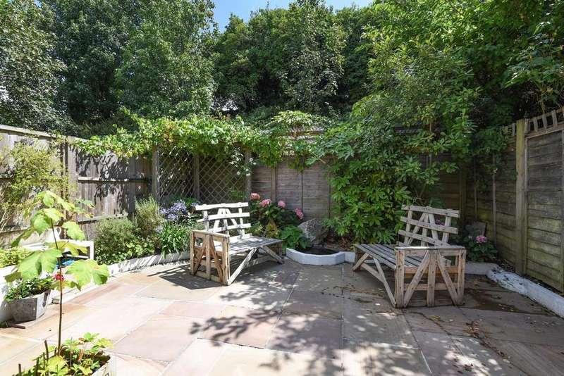 2 Bedrooms Terraced House for sale in Earlsfield Road, Earlsfield