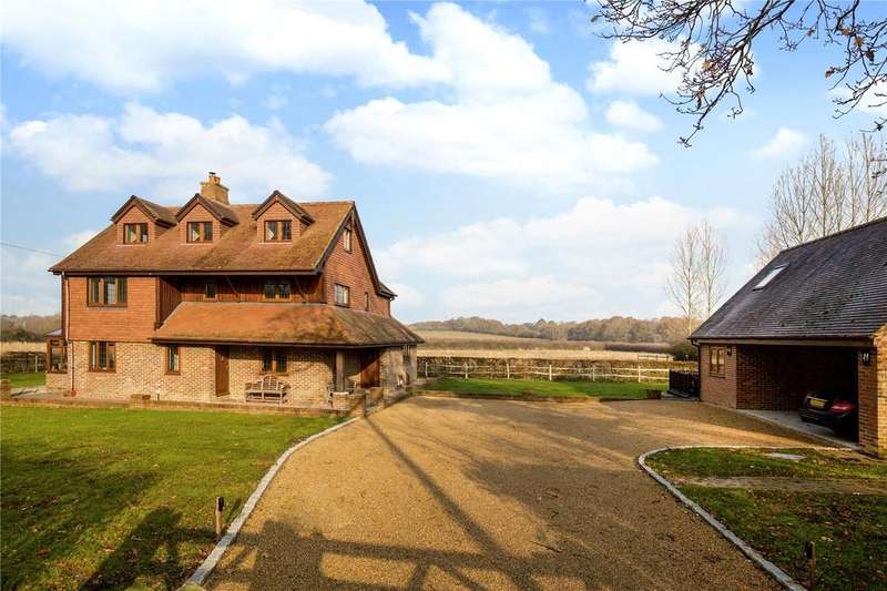 5 Bedrooms Detached House for sale in Markstakes Lane, South Chailey, Lewes, East Sussex, BN8