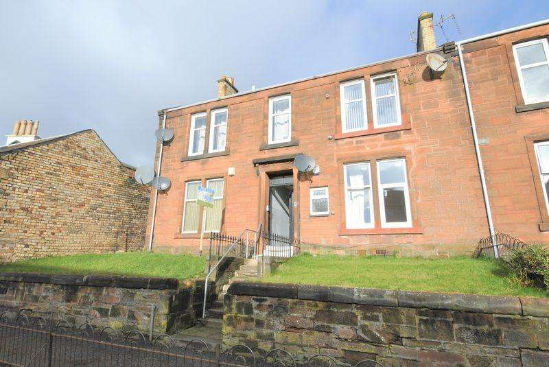 1 Bedroom Flat for sale in Flat1, 6 Old Mill Road, Kilmarnock KA1 3AN