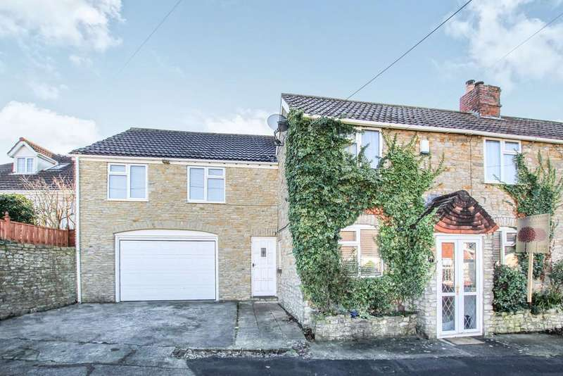 4 Bedrooms End Of Terrace House for sale in Church Lane , Whitchurch