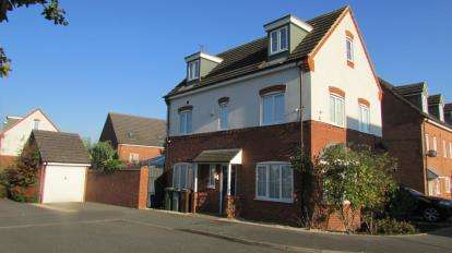 4 Bedrooms Detached House for sale in Buckden Close, Birmingham, .