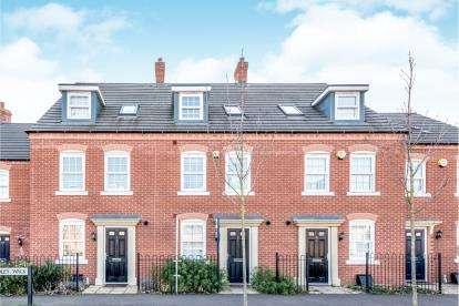 4 Bedrooms Terraced House for sale in Handley Walk, Kempston, Bedford, Bedfordshire