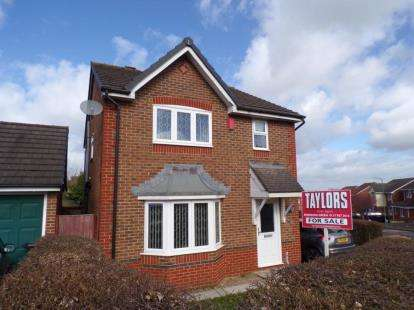 3 Bedrooms Detached House for sale in Church Farm Road, Emersons Green, Bristol