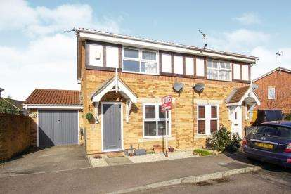 3 Bedrooms Semi Detached House for sale in Salmons Way, Emersons Green, Bristol